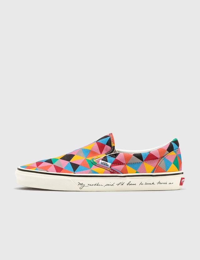 Vans Vans x MoMA Classic Slip-on (moma) Faith Ringgold Women