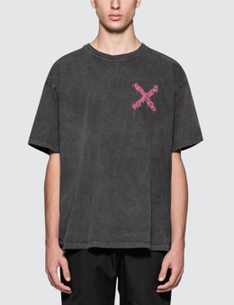 Represent Destroyed Logo S/S T-Shirt