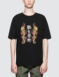Wacko Maria Washed Heavy Weight Crew Neck T-Shirt ( Type-3 ) Picutre