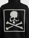 Mastermind World Beaded Embroidery Hoodie Black Men