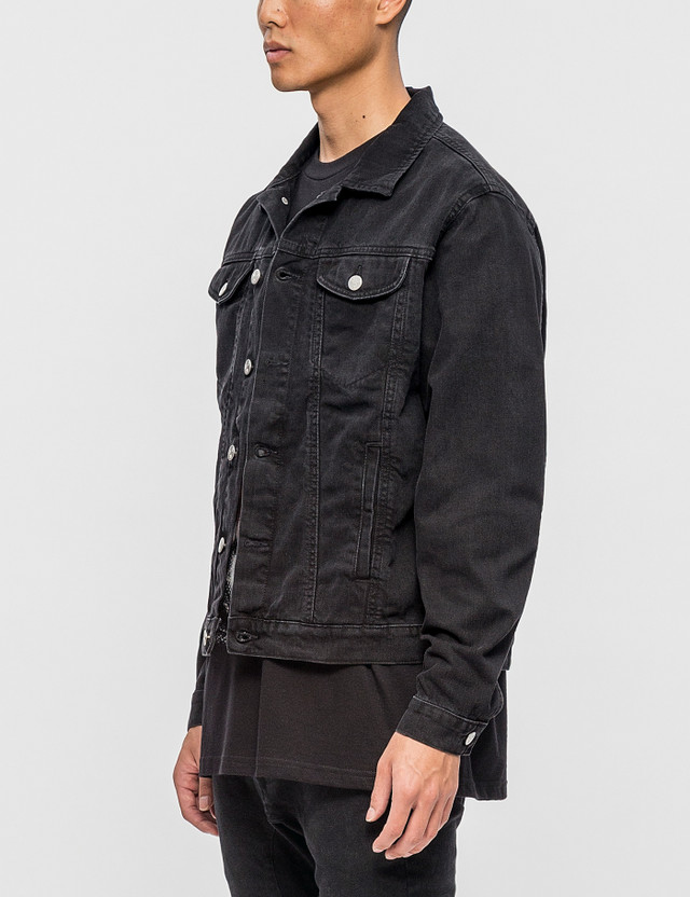 misbhv warszawa 1980 denim jacket