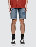 Levi's Furor 511 Slim Cutoff Denim Shorts Picutre