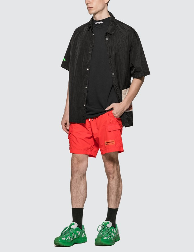 Heron Preston Pocket Shirt