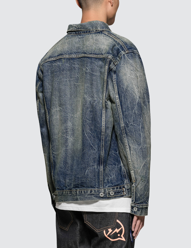 Denim By Vanquish & Fragment Remake 3rd Denim Jacket