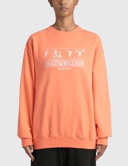Sporty & Rich Health & Wellness Sweatshirt