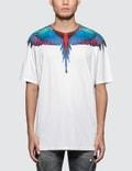 Marcelo Burlon Wings S/S T-Shirt Picture