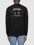 Midnight Studios Shakespeare L/S T-Shirt Black  Men