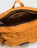 C.P. Company Nylon Lens Crossbody Bag Desert Sun Men
