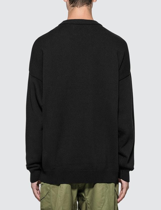 Heliot Emil Logo Print Sweater