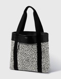 Saint Laurent Zebra Shopping Bag Picutre