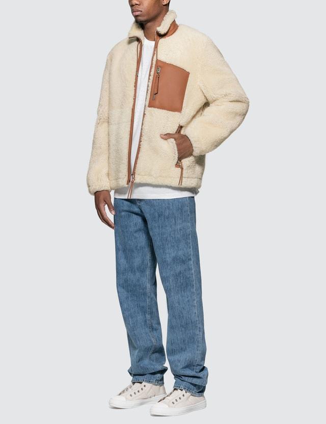 Loewe Shearling Jacket