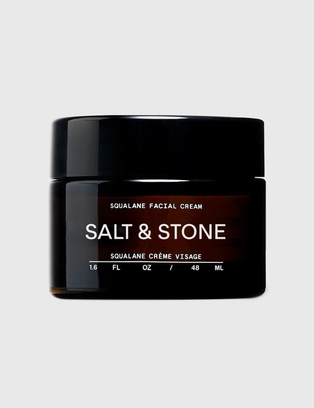 SALT & STONE Squalane Facial Cream Black Unisex