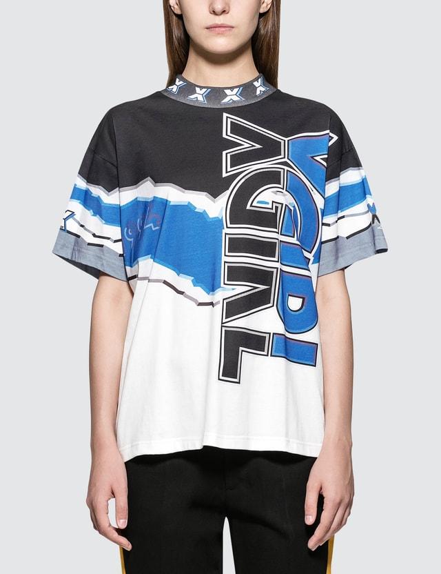 X-Girl Vivd Thunder Short Sleeve T-shirt
