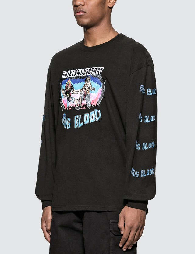 Thisisneverthat Bug Blood L/S T-shirt