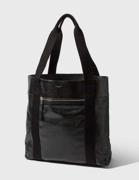 생 로랑 Saint Laurent Leather Shopping Bag
