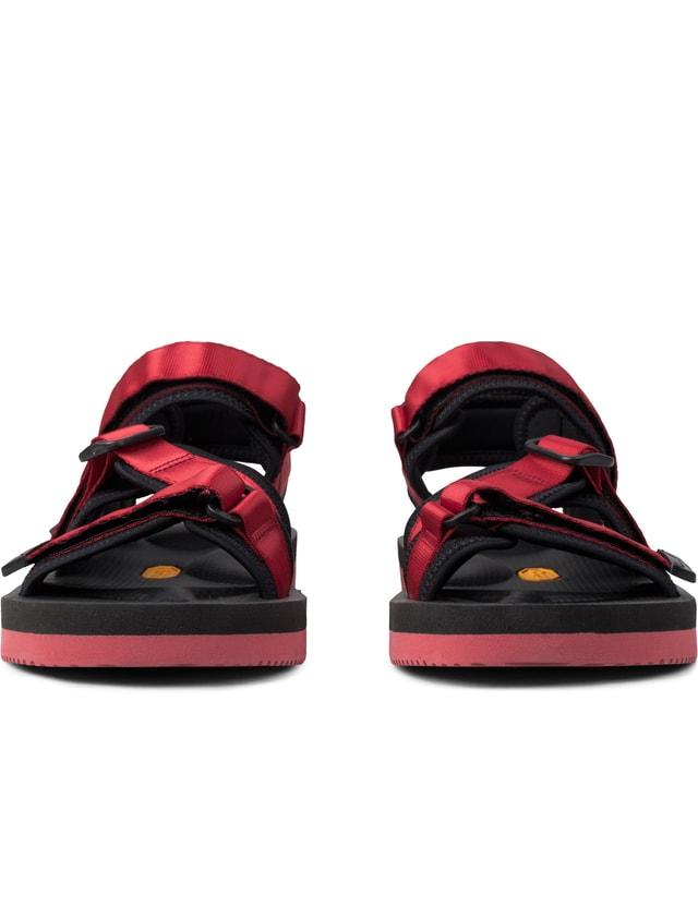 733f13de160b Mastermind Japan - Mastermind x SUICOKE Kisee-V Sandals
