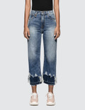 R13 High Rise Camille Jeans Picture