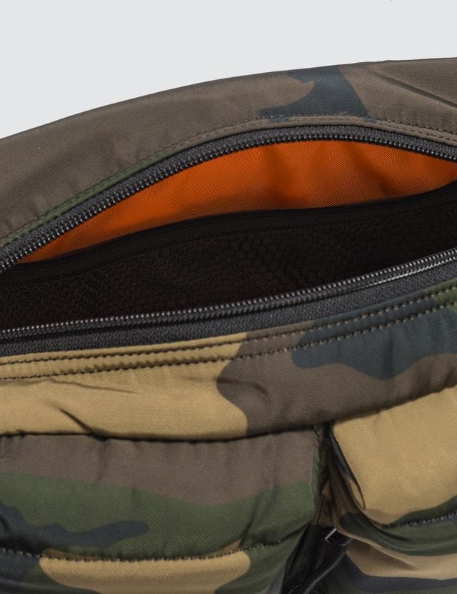 Carhartt Work In Progress Military Hip Bag Camo Laurel / Black Men