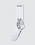 RIPNDIP Lord Nermal Socks Picture
