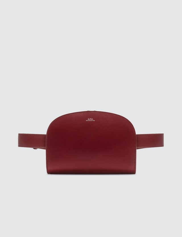 A.P.C. Half Moon Belt Bag