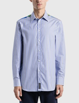 Versace Stripe Shirt