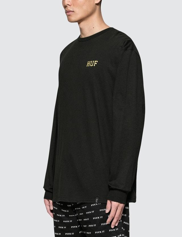 Huf Classic H Glitter L/S T-Shirt