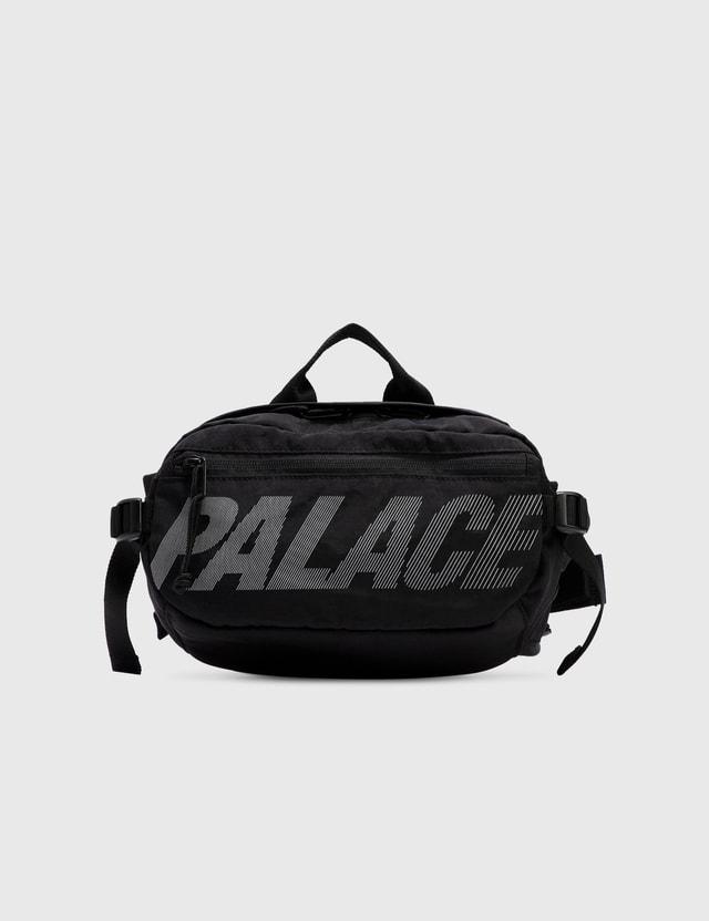 Palace Skateboards Palace Bun Sack Waist Bag Black Archives