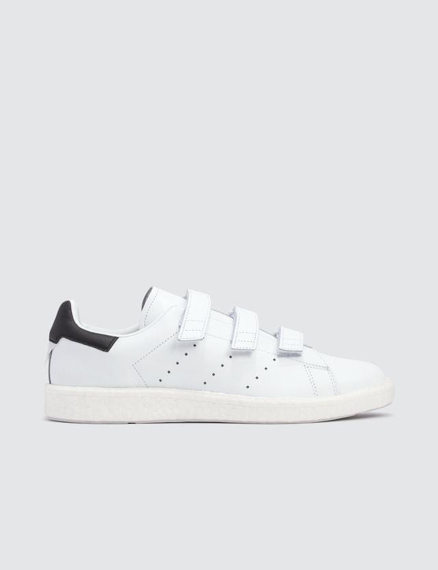 online store 2e2db daf17 White Mountaineering x adidas Originals WM Stan Smith CF