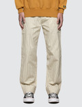 Human Made Stripe Work Chino Picture