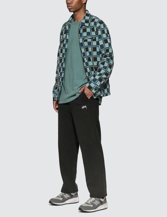 Stussy Brent Polar Fleece Jacket =e33 Men
