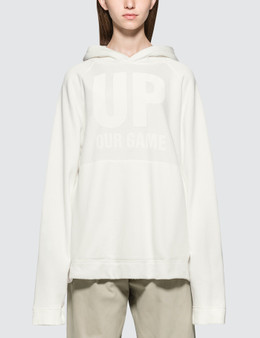 Katharine Hamnett Rick - Up Your Game Hoodie