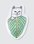 RIPNDIP Nermal Leaf Pillow Picture