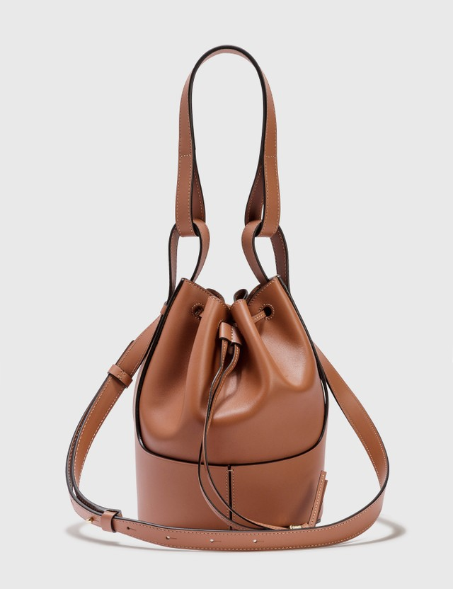 Loewe Small Balloon Bag Tan Women