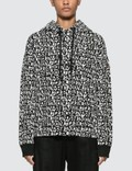 Moncler Knitted Lettering Hoodie Picture