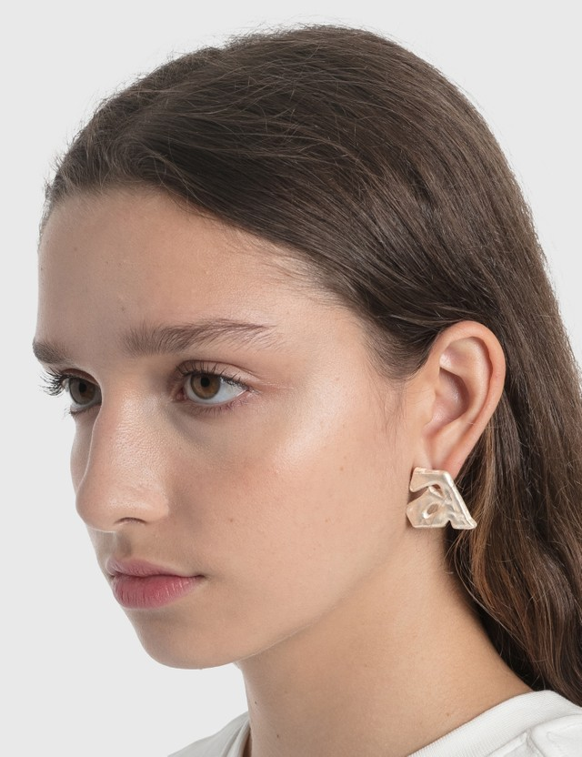 Ader Error Aspect Earring =e58 Women