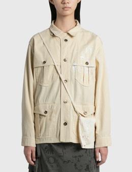 Hyein Seo Field Jacket With Pocket Bag