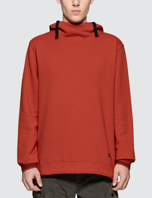 online store 55e8e 1baad CP Company x Adidas Hoodie