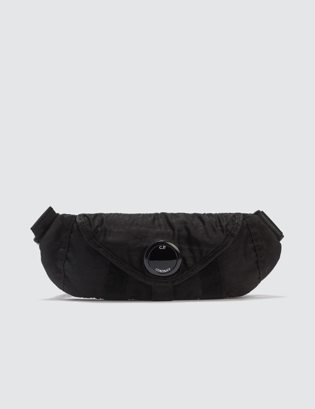 CP Company Garment Dyed Nylon Sateen Mini Waist Bag