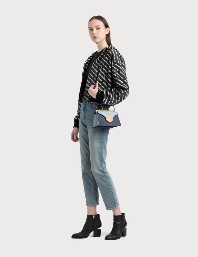 Alexander Wang.T Cult Flex Jeans Light Indigo Bleach Women