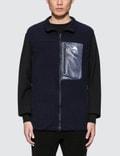 Undercover Pyramid Fleece Vest Picture
