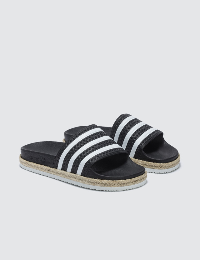 Adidas Originals Adilette New Bold W Black Women