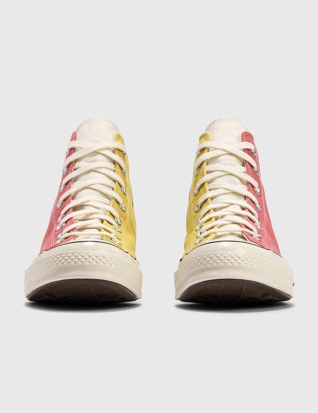 Converse Hybrid Texture Chuck 70 High Sneaker Saturn Gold/pink Salt/egret Men