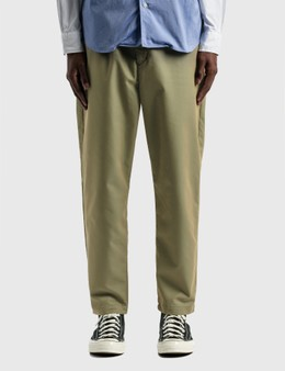 SOPHNET. Baggy Wide Tapered Easy Pants
