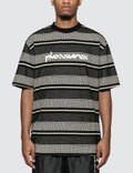 Pleasures Flavors Striped Premium T-shirt Picutre