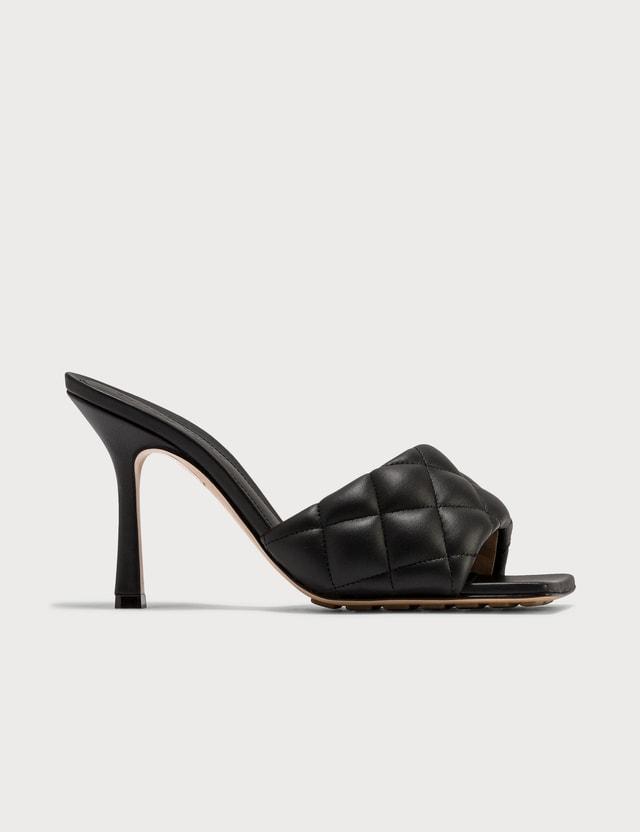 Bottega Veneta Padded Sandals In Nappa
