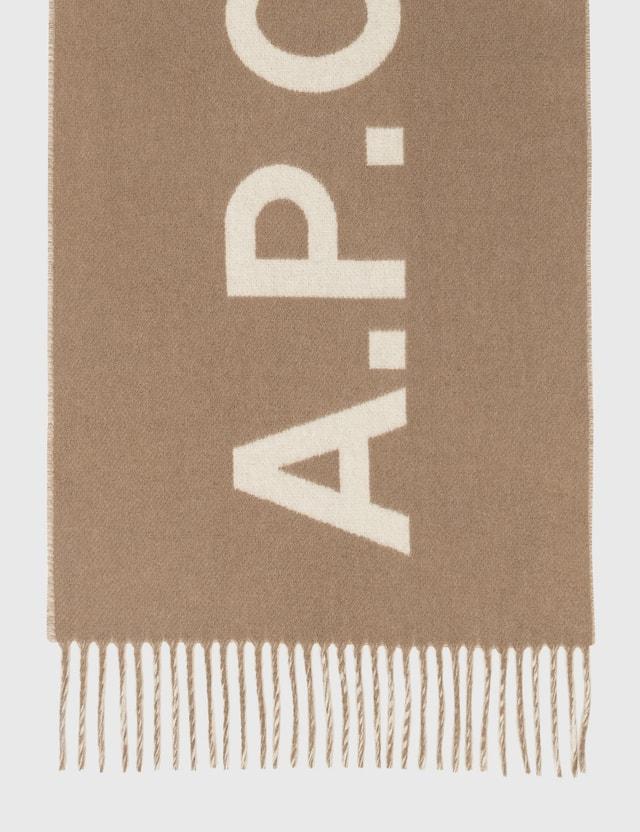 A.P.C. Angèle Scarf