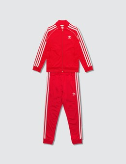 Adidas Originals SST Track Suit (Kids)