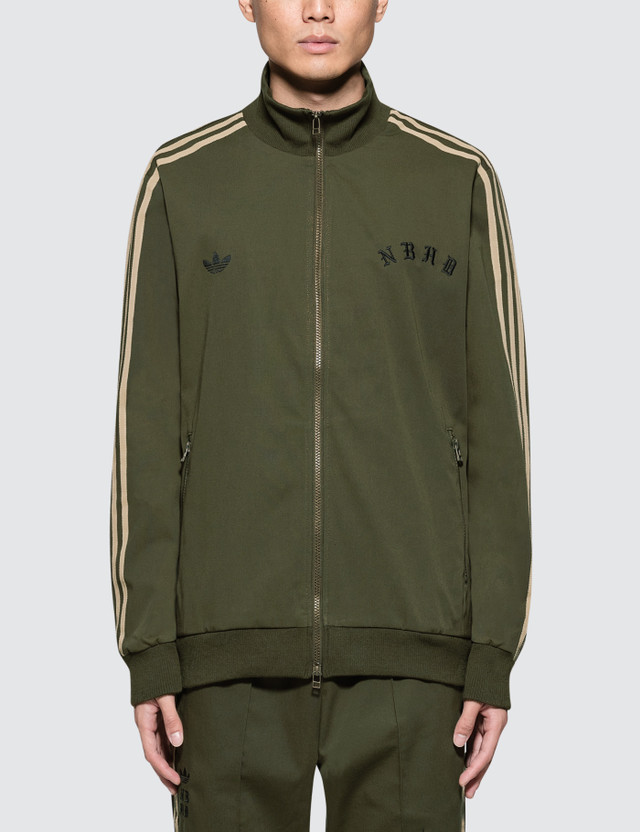 6e46d1b82907 Adidas Originals - Neighborhood x Adidas NH Track Jacket