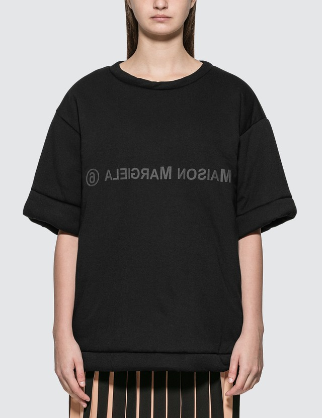 MM6 Maison Margiela Oversized Padded T-shirt