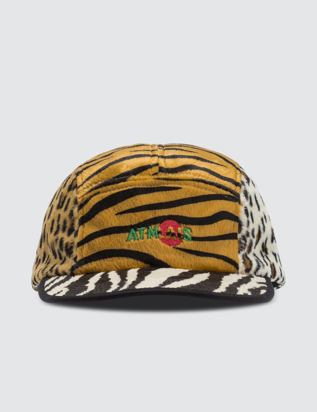 689cc8f4b64 Atmos Lab - Crazy Animal Camp Cap